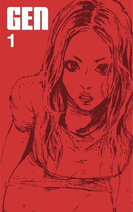 GEN #1 Cover