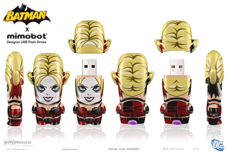 Harley Quinn USB Drive