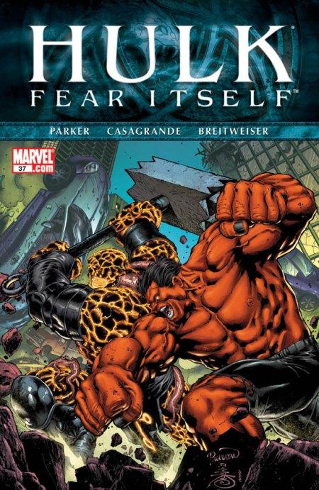 Hulk #37 Cover