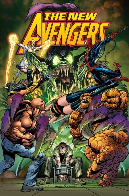 New Avengers #16.1 Cover