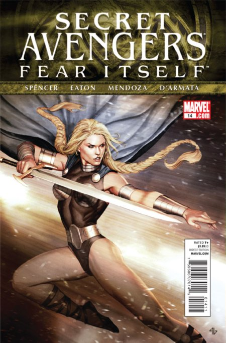 Secret Avengers #14 Cover