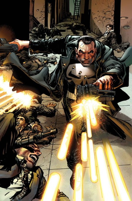 The Punisher #1 Cover VariantNA