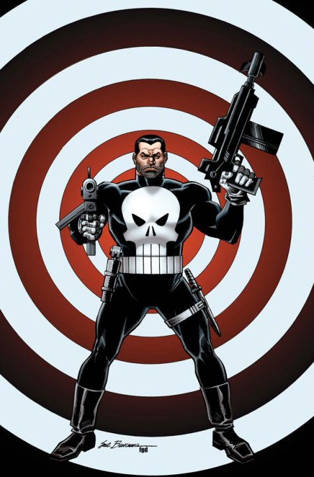 The Punisher #1 Cover VariantSB