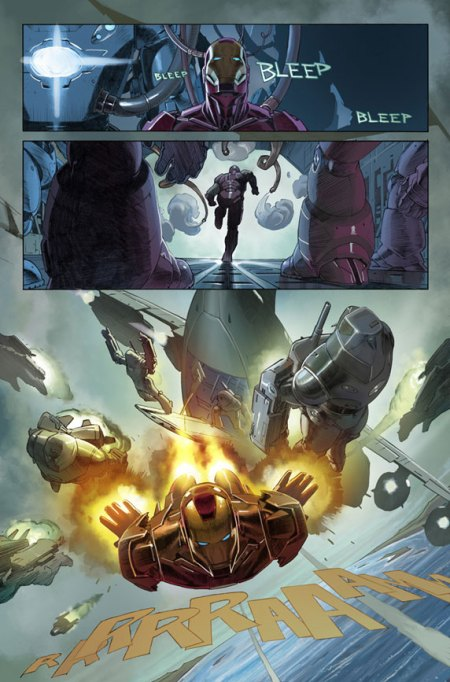 Ultimate Comics Ultimates #1 Preview1