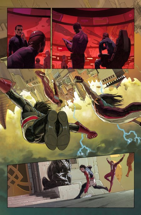 Ultimate Comics Ultimates #1 Preview2