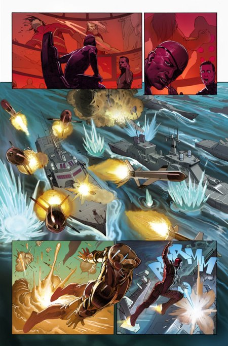 Ultimate Comics Ultimates #1 Preview4