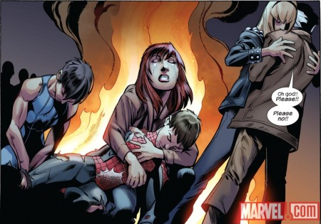 Ultimate Comics Spider-Man #160 Death of Spider-Man
