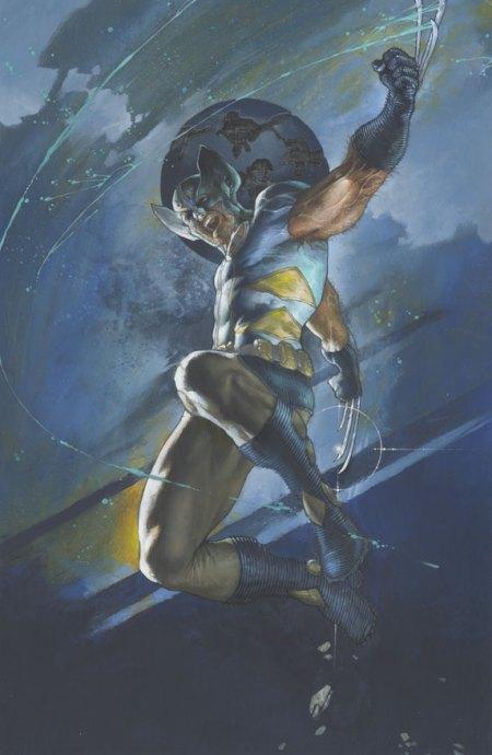 Uncanny X-Men #539 Cover