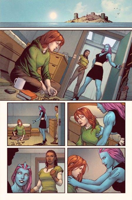 Uncanny X-Men #539 Preview1