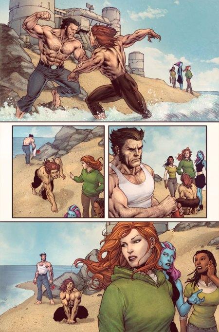 Uncanny X-Men #539 Preview2