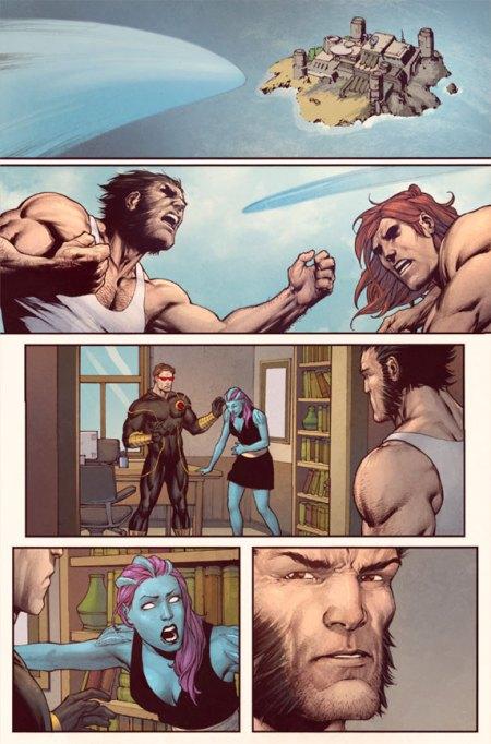 Uncanny X-Men #539 Preview4