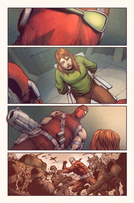 Uncanny X-Men #539 Preview5