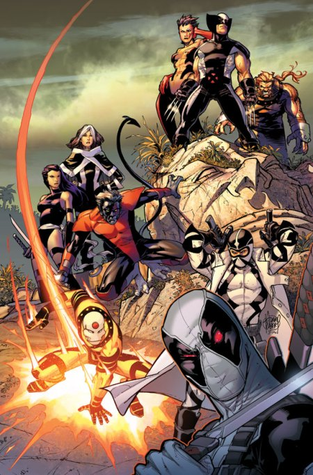 Uncanny X-Force #12 Cover Kubert