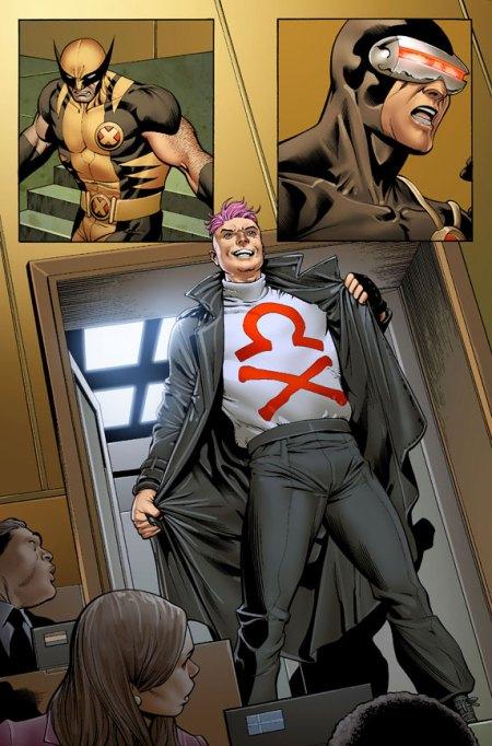 X-Men: Schism #1 Preview4