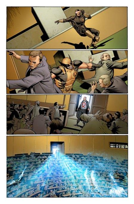 X-Men: Schism #1 Preview5