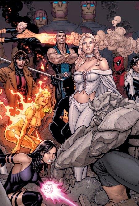 X-Men: Schism #2 Cover Variant
