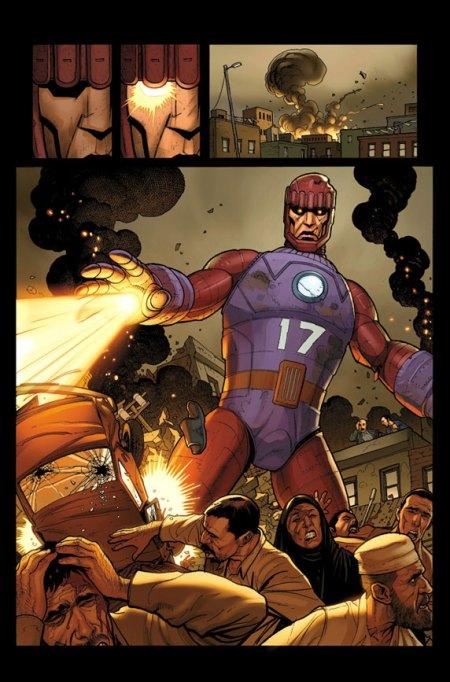 X-Men: Schism #2 Preview1