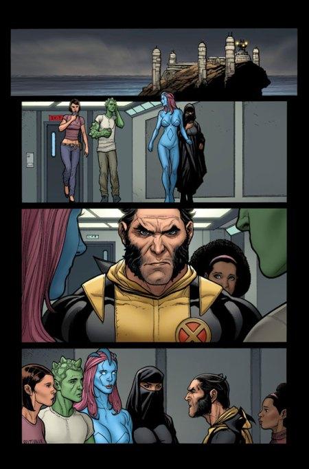 X-Men: Schism #2 Preview2
