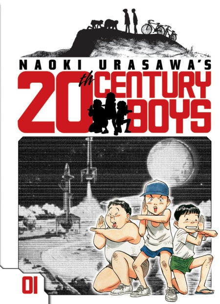 20th Century Boys #1 Cover