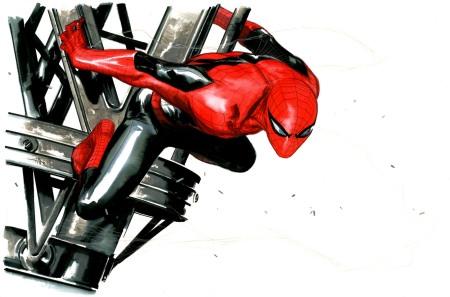 AMAZING SPIDER-MAN #667 DELL'OTTO VARIANT