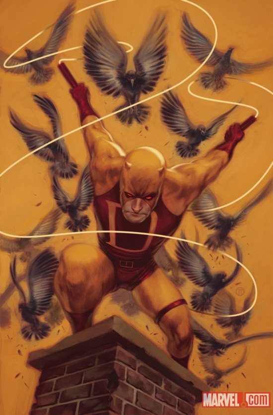 Daredevil Season One Cover