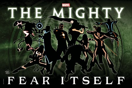 FEAR ITSELF THE MIGHTY