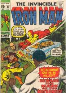 Iron Man #32