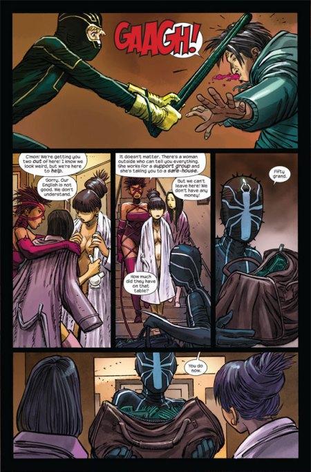 KICK ASS 2 #3 Preview3