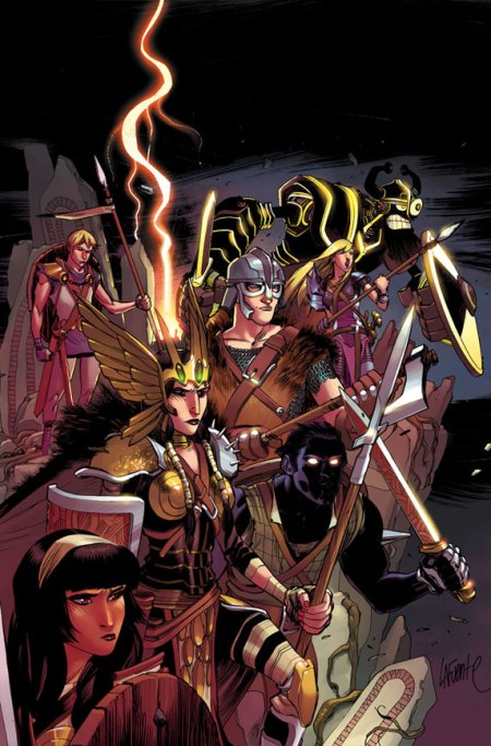 New Mutants #29 Cover