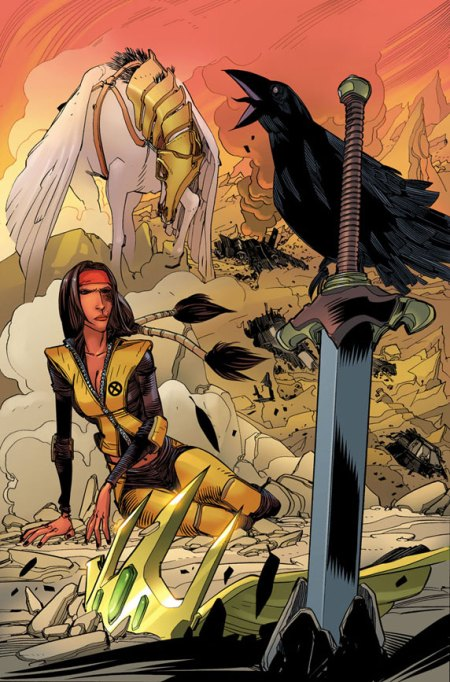 New Mutants #29 Preview2