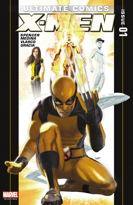 Ultimate Comics X-Men #1 Cover