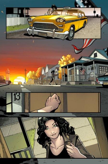 Ultimate Comics X-Men #1 Preview1