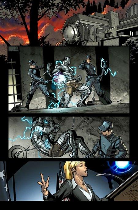 Ultimate Comics X-Men #1 Preview3