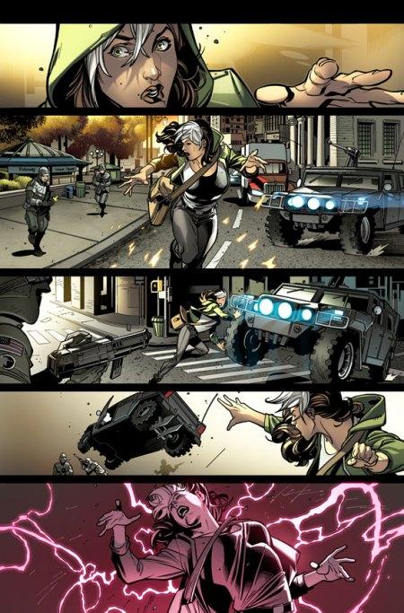 Ultimate Comics X-Men #1 Preview4