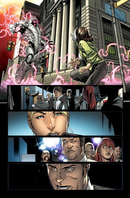 Ultimate Comics X-Men #1 Preview5