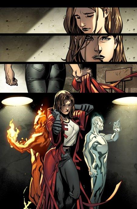 Ultimate Comics X-Men #1 Preview6
