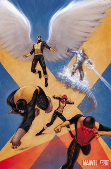 X-Men Season One Cover