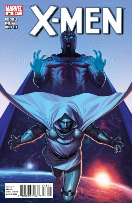 X-Men #16 Cover