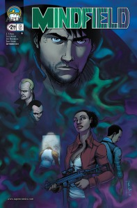 Mindfield #6 Cover