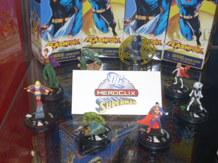 Heroclix Superman with Flashpoint