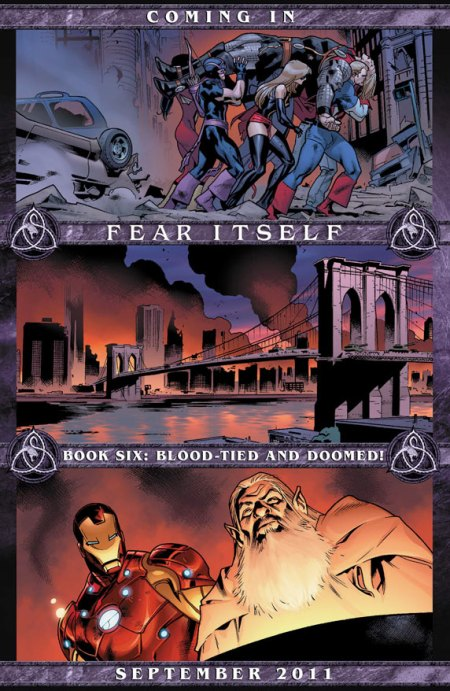 Fear Itself #6 Teaser1