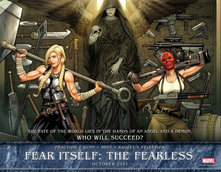 Fear Itself Fearless Teaser