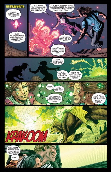 INCREDIBLE HULKS #635 Preview1