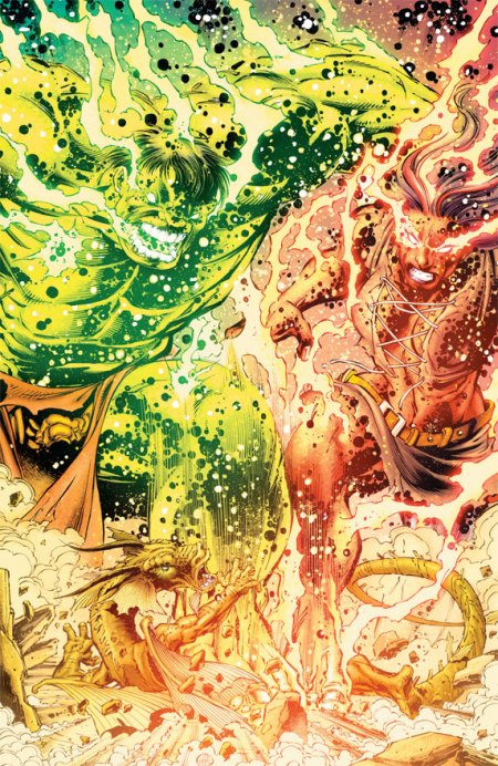 INCREDIBLE HULKS #635 Preview5