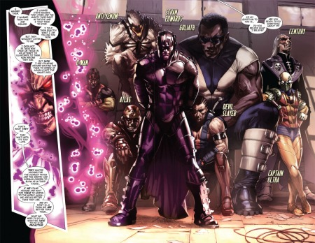 New Avengers Annual #1 Preview1