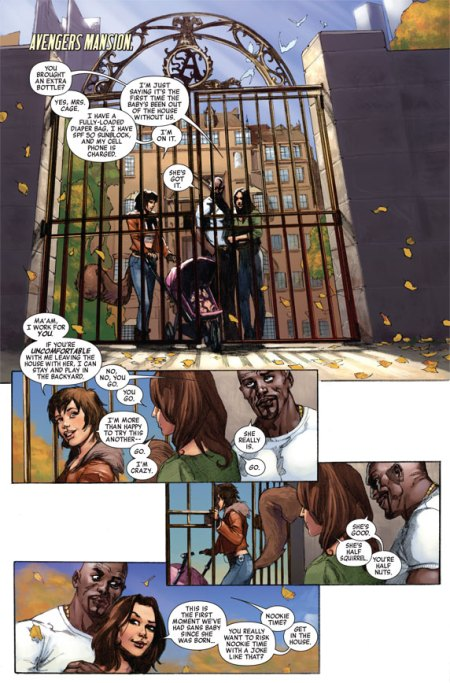 New Avengers Annual #1 Preview2