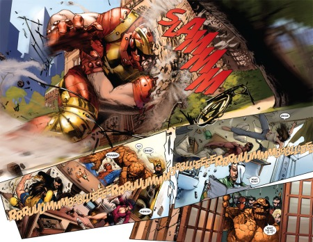 New Avengers Annual #1 Preview5