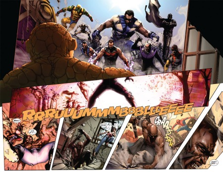 New Avengers Annual #1 Preview6