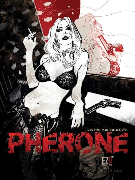 Pherone Cover