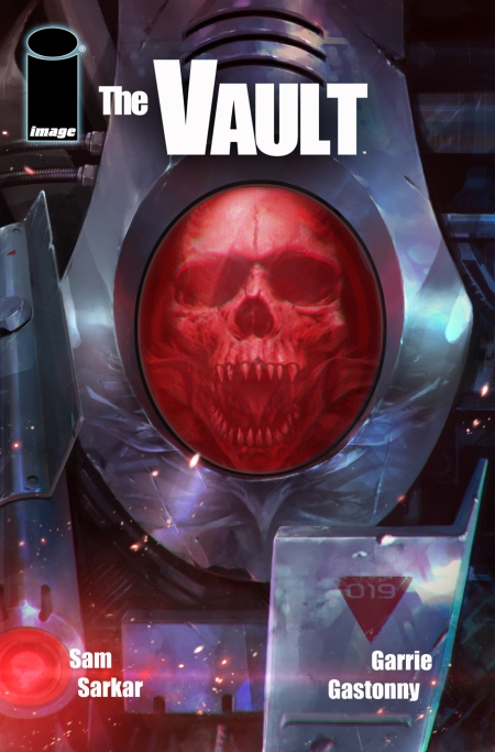 The Vault #2 Cover